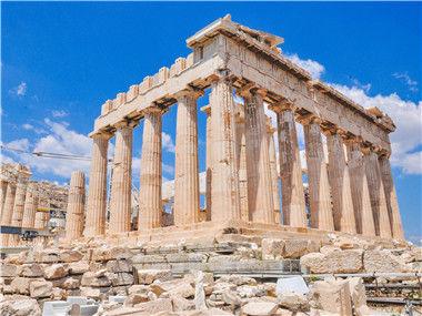 世界遗产:雅典卫城