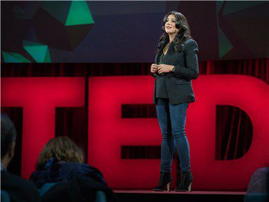 【TED】做勇敢的女孩