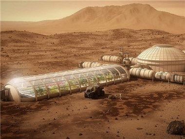 人类能够居住在火星上吗
