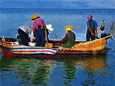 旅行渔夫:钓乌贼的人生