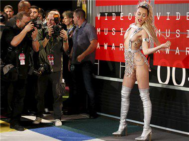 2015 MTV音乐电视颁奖盛典