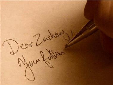 一封关于父亲的信