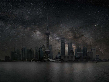 光污染纪录片:城市暗空