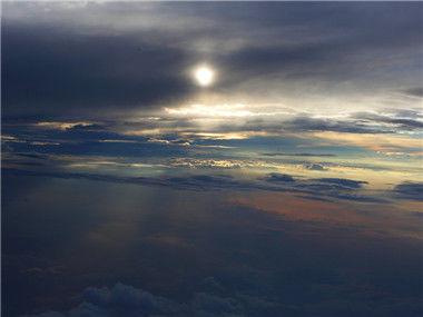 观云,辨认云彩