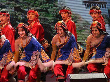 电子科技大学公开课:四川少数民族歌舞赏析
