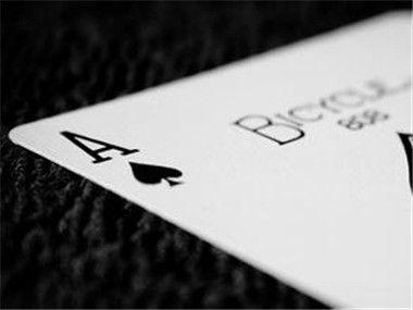 透视扑克牌骗术