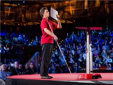 【TED】声呐如何帮助我在世界前行