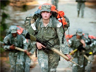 【TED】戰爭前沿的首批美國女兵