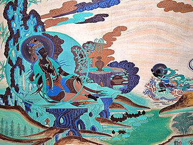石河子大学公开课:西域美术掠影