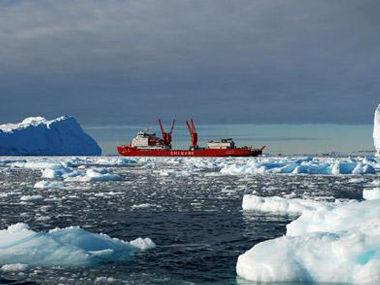 中国科学技术大学公开课:极地考察与全新世生态地质学