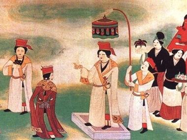 青海民族大学公开课:吐蕃文学中的碑文和歌谣