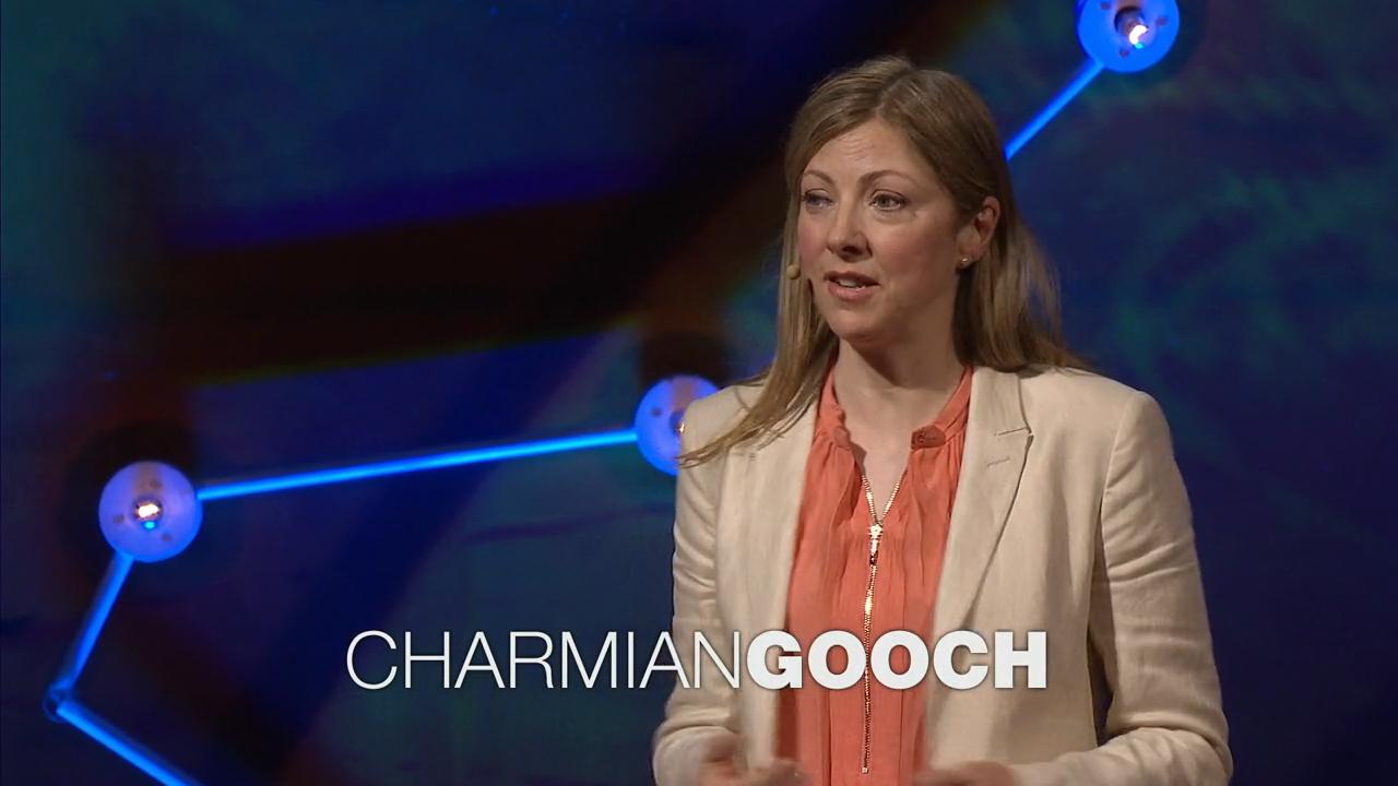 查尔米恩·古奇(Charmian Gooch): 认识世界级贪腐的幕后黑手