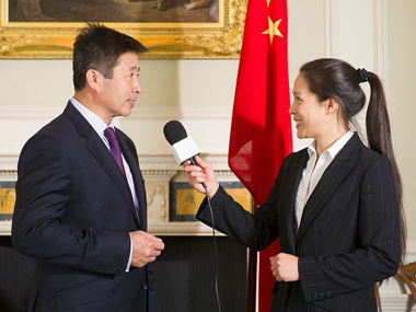中国人民大学公开课:新闻记者的基本功——采访与写作