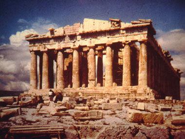 武汉大学公开课:古希腊文明的兴衰
