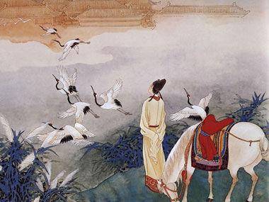 四川大学公开课:中国诗歌艺术