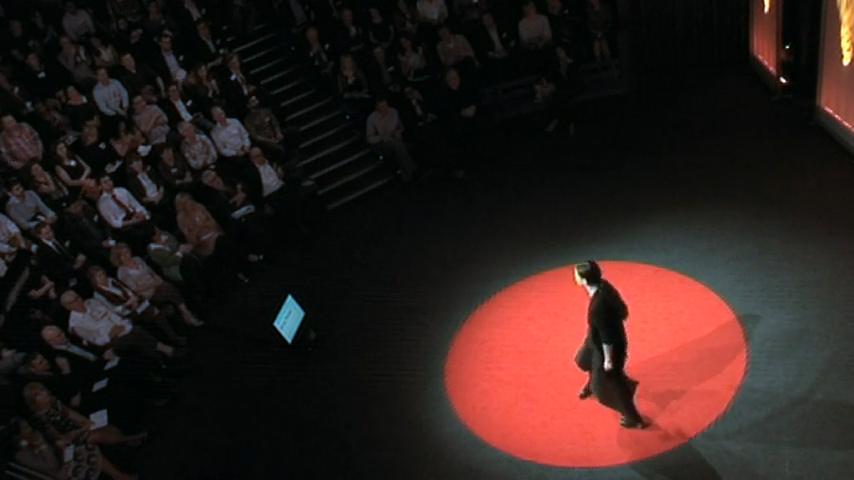 【TED】声音中宇宙在历史