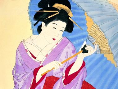 旧金山亚洲艺术博物馆:日本艺术史